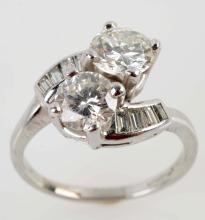 Diamond Dinner Ring.