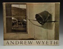 1968 Andrew Wyeth Book-Richard Meryman.