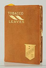 Tobacco Leaves Book & Silks.