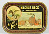 Magnus Beck Brewing Co. Serving Tray.
