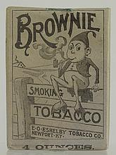 Brownie Smoking Tobacco Pouch.