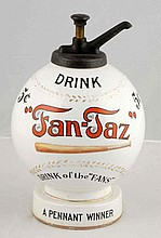 Fan-Taz Syrup Dispenser.