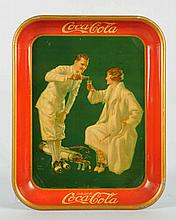 1926 Coca-Cola Serving Tray.