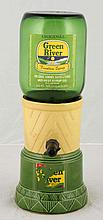 Green River Syrup Dispenser.
