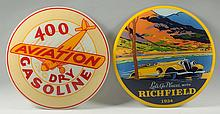 Aviation 400 & Richfield Reproduction Lenses.