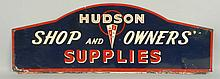 Hudson Shop and Owners Supplies.