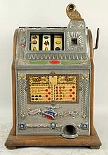 Mills 25¢ COK Slot Machine.