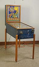 1941 Gottlieb Horoscope Pinball Machine.