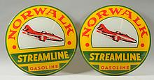 Norwalk Streamline Fantasy Globe Lenses.