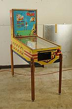 1952 Williams Olympics Pinball Machine.