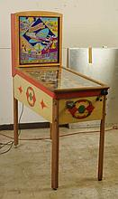 1946 Gottlieb Superliner Pinball Machine.