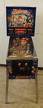 Williams Fun House Pinball Machine.