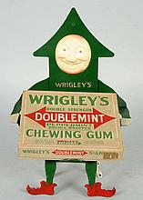 Wrigley Man Display with Box.