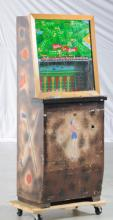 10¢ Games Inc. Golf Game Pinball Arcade Machine