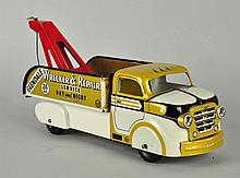 Marx Tin Litho Glen Dale Wrecker & Repair Truck.