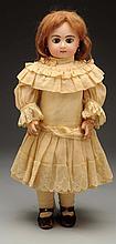 French Bébé Doll.