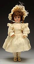 Handwerck 109 & Simon & Halbig 550 Child Dolls.