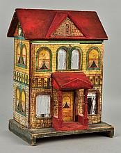 Bliss Toy Wooden Litho House.