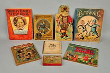 Lot Of 8: Children's Books.