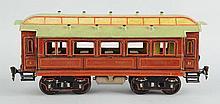 Marklin 2-Gauge Speis Wagon.