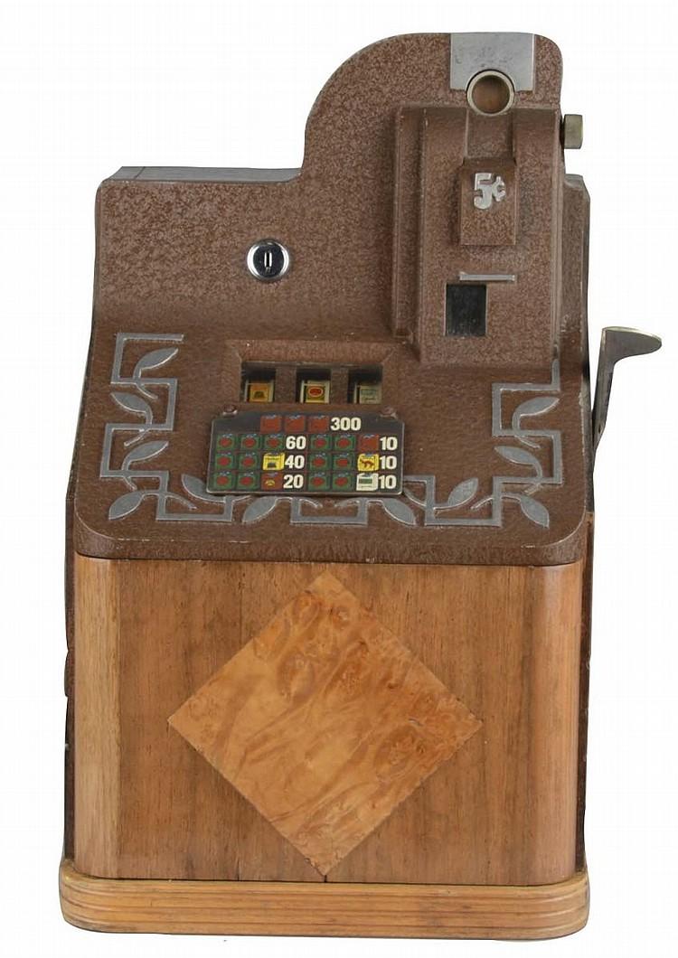 mills qt slot machine