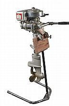 Johnson Sea-Horse AA-37 4.5 HP Outboard Motor