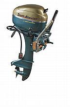 Scott-Atwater 3345 7.5 HP Outboard Motor