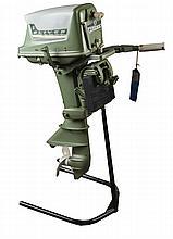 Oliver Model J 6 HP Outboard Motor Engine