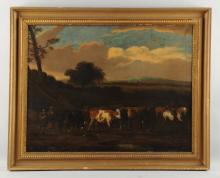 Early 19th Century Painting.