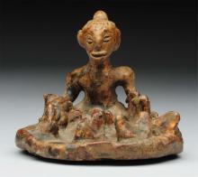 16th Century Thai Figure.