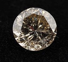 2.37 ct. Fancy Color Diamond.