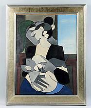 Benjamin (Greenstein) Benno (1901-1980 ).