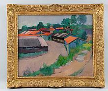 Boris Solotareff (1889-1966).