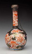 Early Japanese Imari Snuff Bottle.