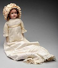 Early German Open Mouth Child Doll.