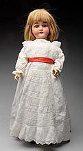 German Bisque Child Doll.