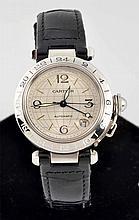 Cartier Pasha Automatic Watch.