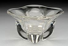 Steuben Glass Bowl.