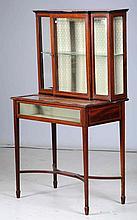 19th Century Vitrine Cabinet.