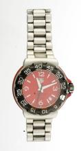 A Gent's Bracelet Watch, Tag Heuer.
