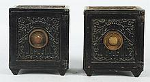 Lot of 2: Royal Safe Deposit Banks.