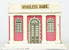Cast Iron Wireless Bank Still Bank.