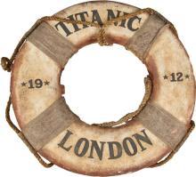 Lot Of 2: Titanic Ship Themed Items -Stargate