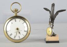 Lot Of 2: Pocketwatch Items