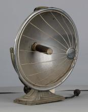 Vintage Westinghouse Cozy Glow Electric Heater