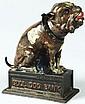 Bulldog Mechanical Bank.