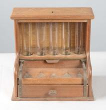 Early Wood Cash Register