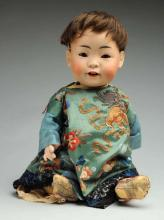 Desirable Kestner Oriental Baby Doll.