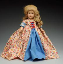 Desirable Effanbee Historical Doll.