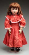 Large French SFBJ Child Doll.